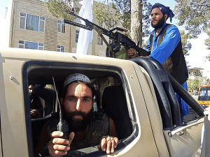 Four More Cities Fall to the Taliban in 12 Hours