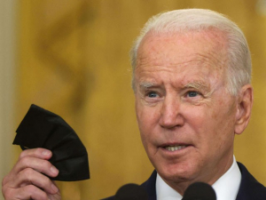 Biden's Education Department to Target Governors for 'Civil Rights' Violations for Banning School Mask Mandates