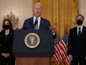 Fact Check: Biden Claims Afghanistan Evacuation 'Largest Airlift of People in History'