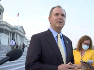 Adam Schiff: Evacuations in Afghanistan Likely Not Over by August 31, Airport Terror Threat 'Very Real'