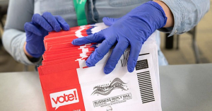 California Recall Madness: Police Arrest Man in Car with 300 Unopened Ballots, Gun, and Drugs