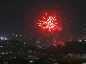 'Tonight We Celebrate in Style': Taliban Puts on Fireworks Show After U.S. Departure