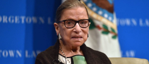 'Thanks You Old Dead White Bitch': Critics Blame Ginsburg When Texas Abortion Law Survives Supreme Court Challenge