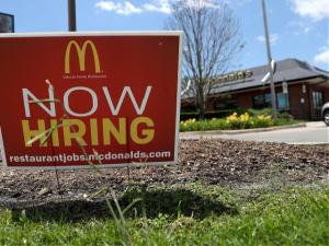 Oregon McDonald's Desperate for Staff: 'Now Hiring 14 and 15-Year-Olds'