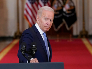 President Joe Biden's Approval Plunges to Record Low After Stranding Americans in Afghanistan