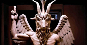 The Satanic Temple Rallies Against Texas Abortion Law