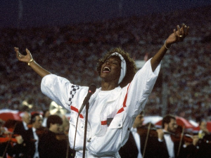 Carney: 20 Years Ago Whitney Houston Reminded Us of the Power of the Flag, the Anthem, and America