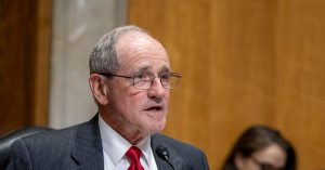 GOP Sen. Risch: Biden Admin. Calling Taliban a Government Is Recognizing a Terrorist 'Coup' and a 'Slap in the Face' to Veterans