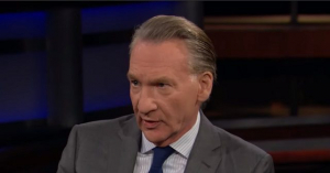 Maher on Met Gala: Making Just the Servers Wear Masks Is 'Not Liberal'