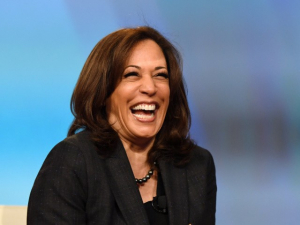 Kamala Harris Tosses Coin at College Football Game as Border Implodes