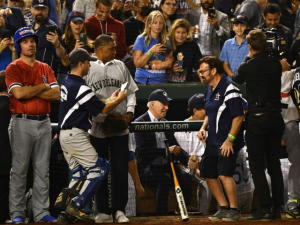 Biden Booed as He Attends Congressional Baseball Game Before Critical Infrastructure Vote
