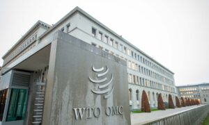 US Takes Aim at China's 'Unfair Trade Practices' at WTO Review