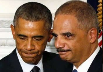 Exposing Eric Holder's Obstruction of Justice.