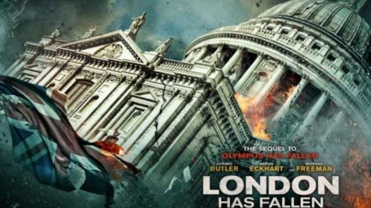 """""""Terrorsploitation""""?  London Has Fallen"""