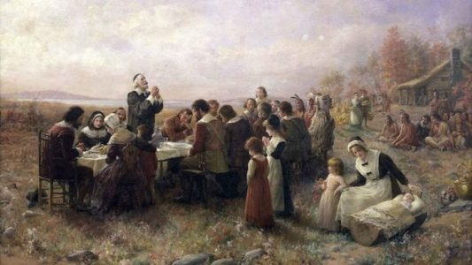 Greenfield: Why the Left Hates Thanksgiving