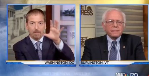 Bernie Sanders Dodges Question About The Cost For His Socialist Health Care Utopia