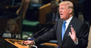 At UN, Trump Praises Constitution and Exposes Globalist Schemes