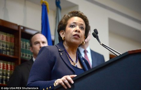 Judge Nap: Former AG Loretta Lynch Could Face 5-10 Years in Jail for Her Conduct During the 2016 Presidential Election (VIDEO)