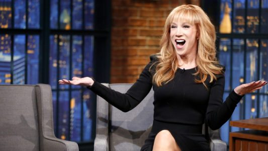 Kathy Griffin reveals how the radical left thinks