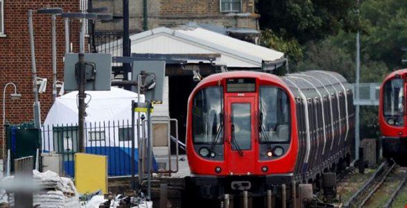 U.K. Terror Suspect Arrested, Raids Underway