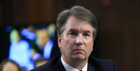 RESIST: Democrat Senator Filed An Injunction To Block Final Kavanaugh Vote.