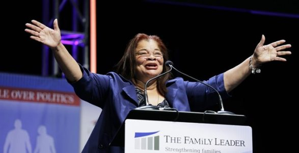 MLK Jr.'s Niece: 'Trump Is Not a Racist'