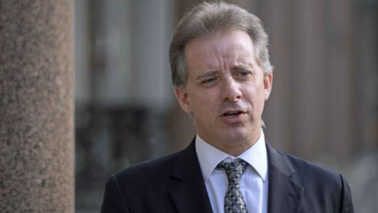 Criminal Charges for the British Spy of Dossier Infamy?