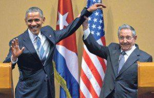 Obama Caves to Castro—AGAIN!