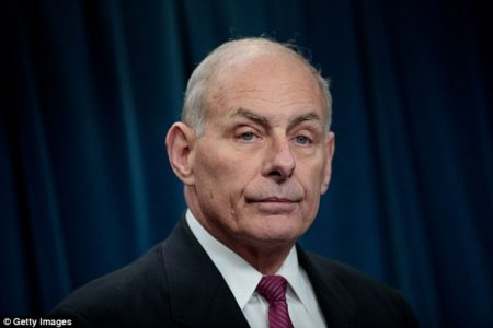 Kelly: Border Wall Will 'Move Forward' This Summer.