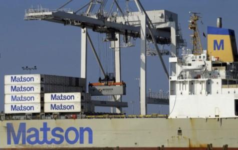 Record exports cut US trade deficit to $49 billion.