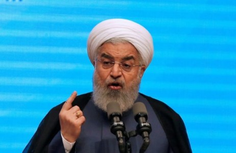 'You'll Be Sorry': Iran's President Warns U.S. Against Ending Nuclear Deal.
