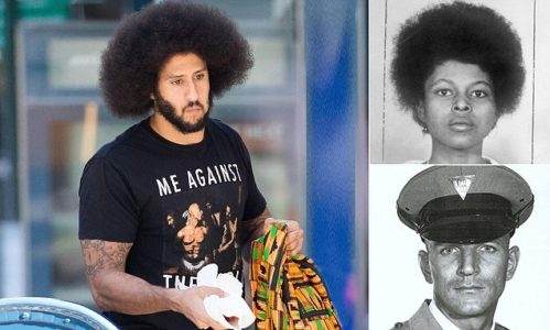 Colin Kaepernick donated $25K to organization named after cop-killer