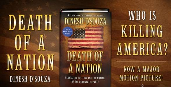 Dinesh D'Souza Interview: A New Book, New Movie, and the Dark History of the Democratic Party.