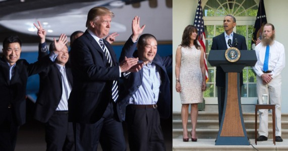 Both Trump And Obama Got American Hostages Released – With One Glaring Difference.