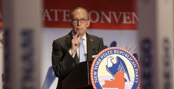 Larry Kudlow's Long Path From Anti-Vietnam War Activist to Top Trump Economic Advisor.