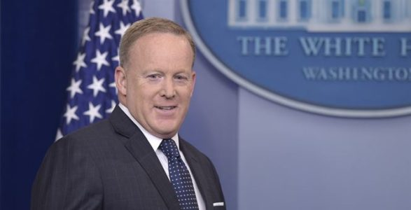 Spicer: It Has Been an Honor to Serve My Country and the President