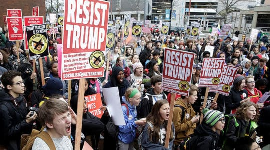 Report: Full List Of The 231 Leftist Thugs Arrested At Inauguration Day Riots In D.C.