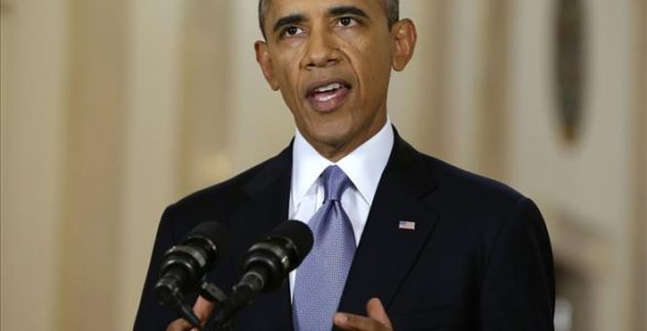 Obama Injects Himself Into French Election.