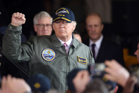 GREAT Trump Military Parade Will Be on Veterans Day in DC – Will Include Period Uniforms and Airshow