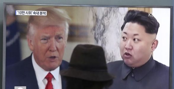 Trump: This is Not a Dare, The U.S. Will Respond If North Korea Goes After Guam