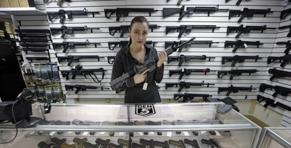 Number of Background Checks Set New Record on Black Friday.