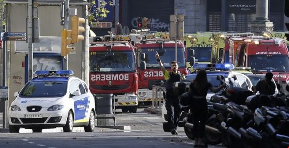 ISIS Claims Responsibility for Barcelona Attack