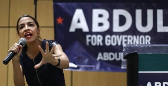 Far Left Street Cred: Alexandria Ocasio-Cortez Attends Event With Anti-Israel Activist Linda Sarsour.