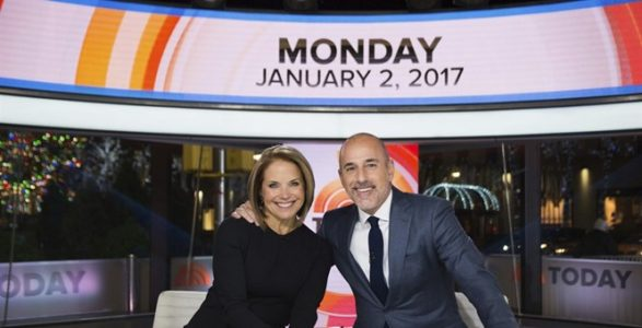 BREAKING: Matt Lauer Fired by NBC For 'Inappropriate Sexual Behavior'
