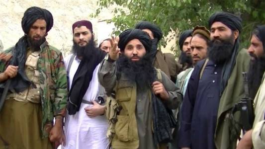 Trump Takes Out Top Taliban Leader in Drone Strike.