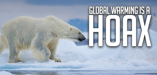 Global Warming: The Evolution of a Hoax.