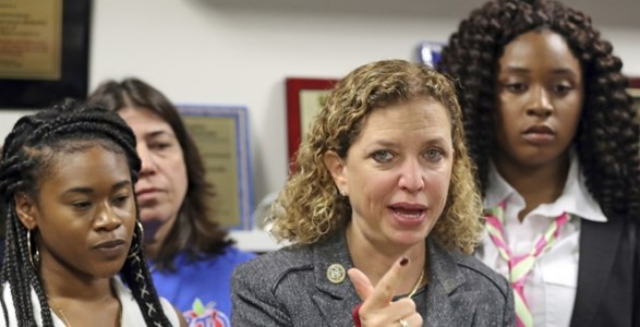 Who the Heck Is Wendy Wasserman Schultz?