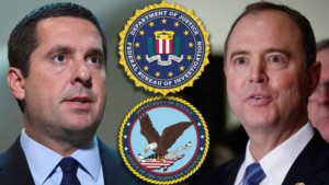 House Memo States Disputed Dossier Was Key To FBI's FISA Warrant To Surveil Members Of Team Trump