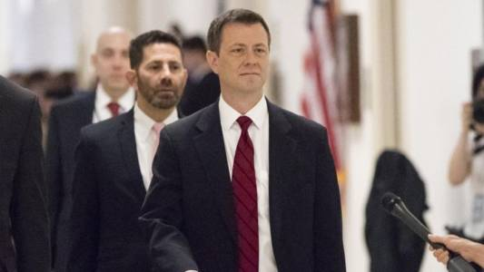 Fireworks at Strzok hearing as GOP reps fume at anti-Trump FBI agent, threaten contempt