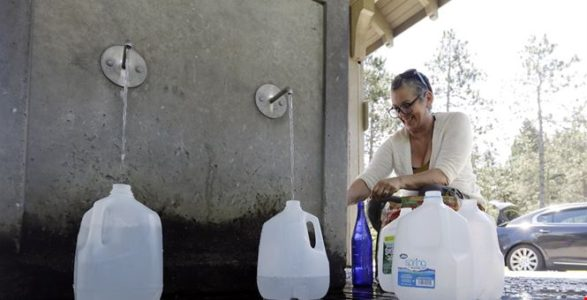 So, California Is Considering Taxing Drinking Water